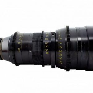 Cooke Zoom 25-250mm