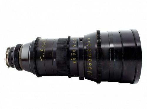 Cooke Zoom 25-250mm