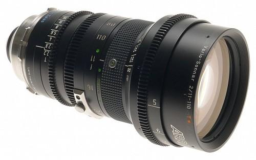 Arri Zeiss 11-110Mmm