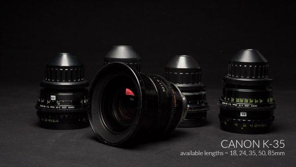 Canon K35