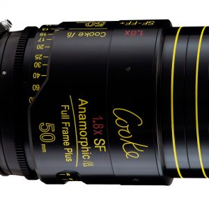Cooke Optics - Anamorphic (Full Set)