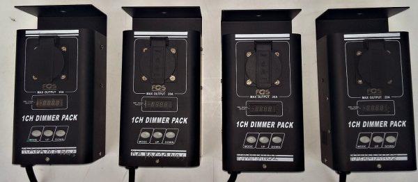 Fos technologies - Dimmer 1CH