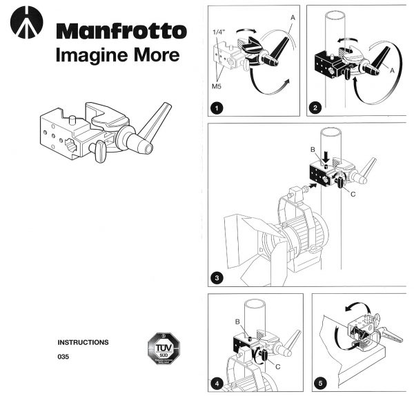 Manfrotto 035C